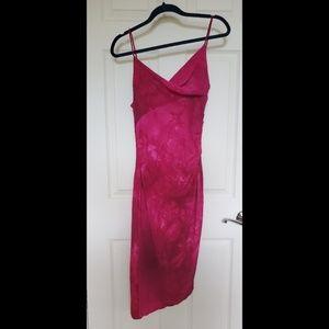 Diane Von Furstenburg Asymmetrical Dress